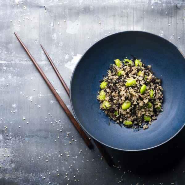 photographe culinaire matsuri salade quinoa