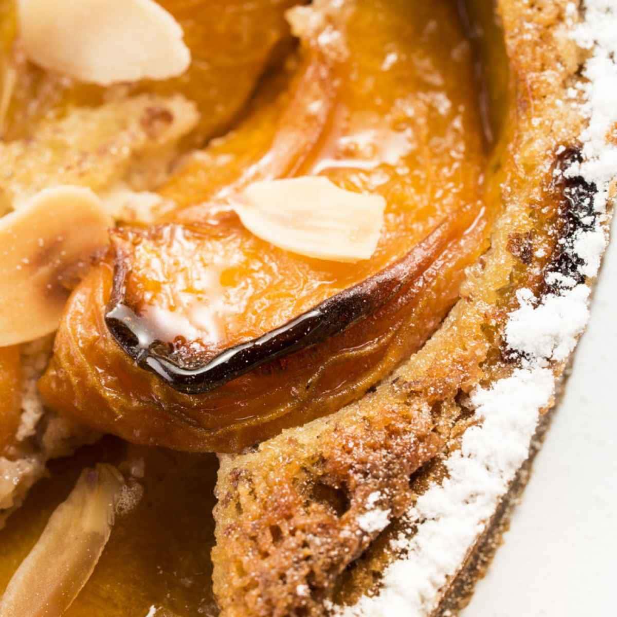 photographe culinaire patisserie patissier tarte aux abricots