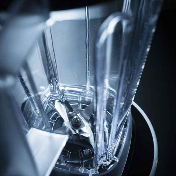 photographe nature morte machine krups blender close up