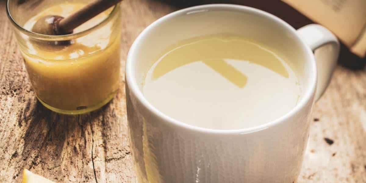 photographe culinaire boisson miel cocooning