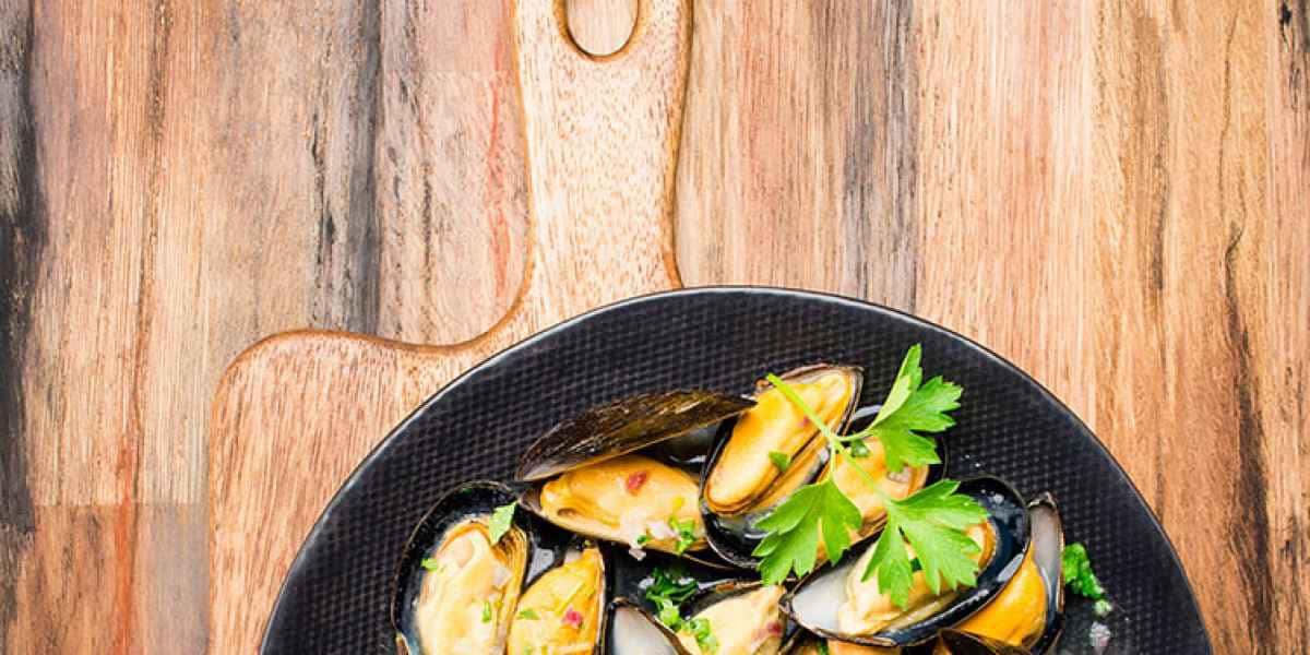 photographe culinaire assiette moules leon de bruxelles