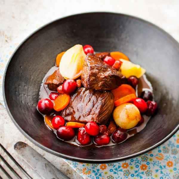photographe culinaire boeuf bourguignon