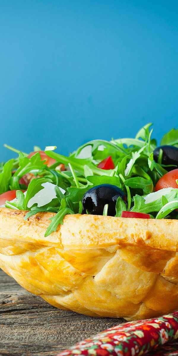 photographe culinaire bol salade