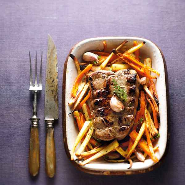 photographe culinaire roti boeuf