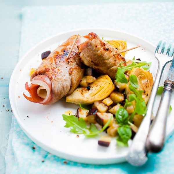 photographe culinaire saltimbocca