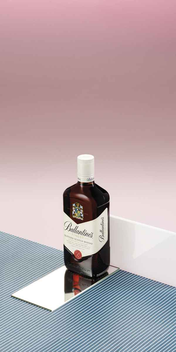 photographe nature morte ballantines