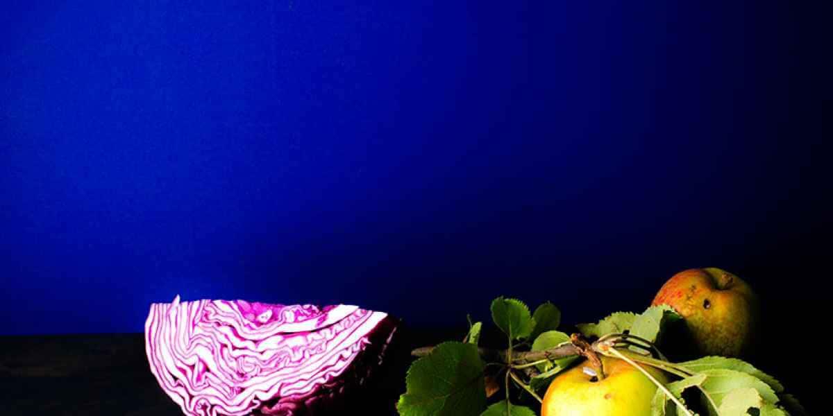 photographe nature morte boudin pomme