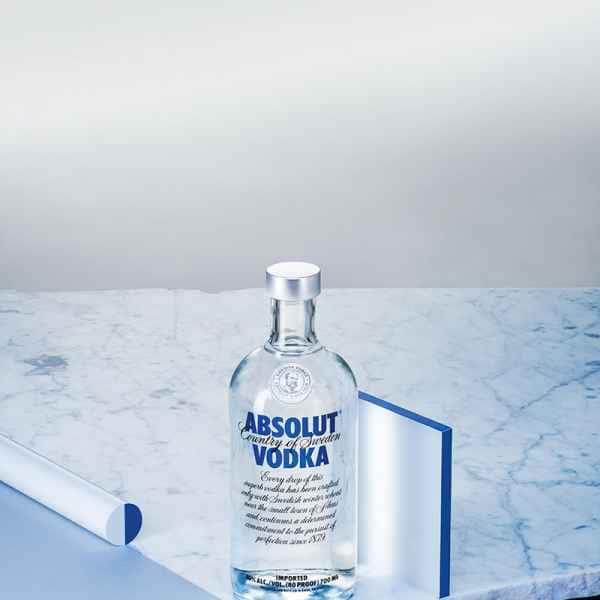 photographe nature morte absolut vodka