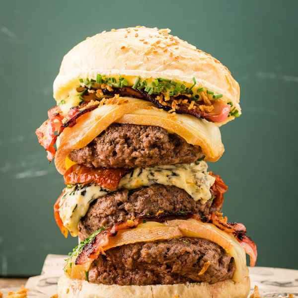 photographe culinaire big fernand burger geant