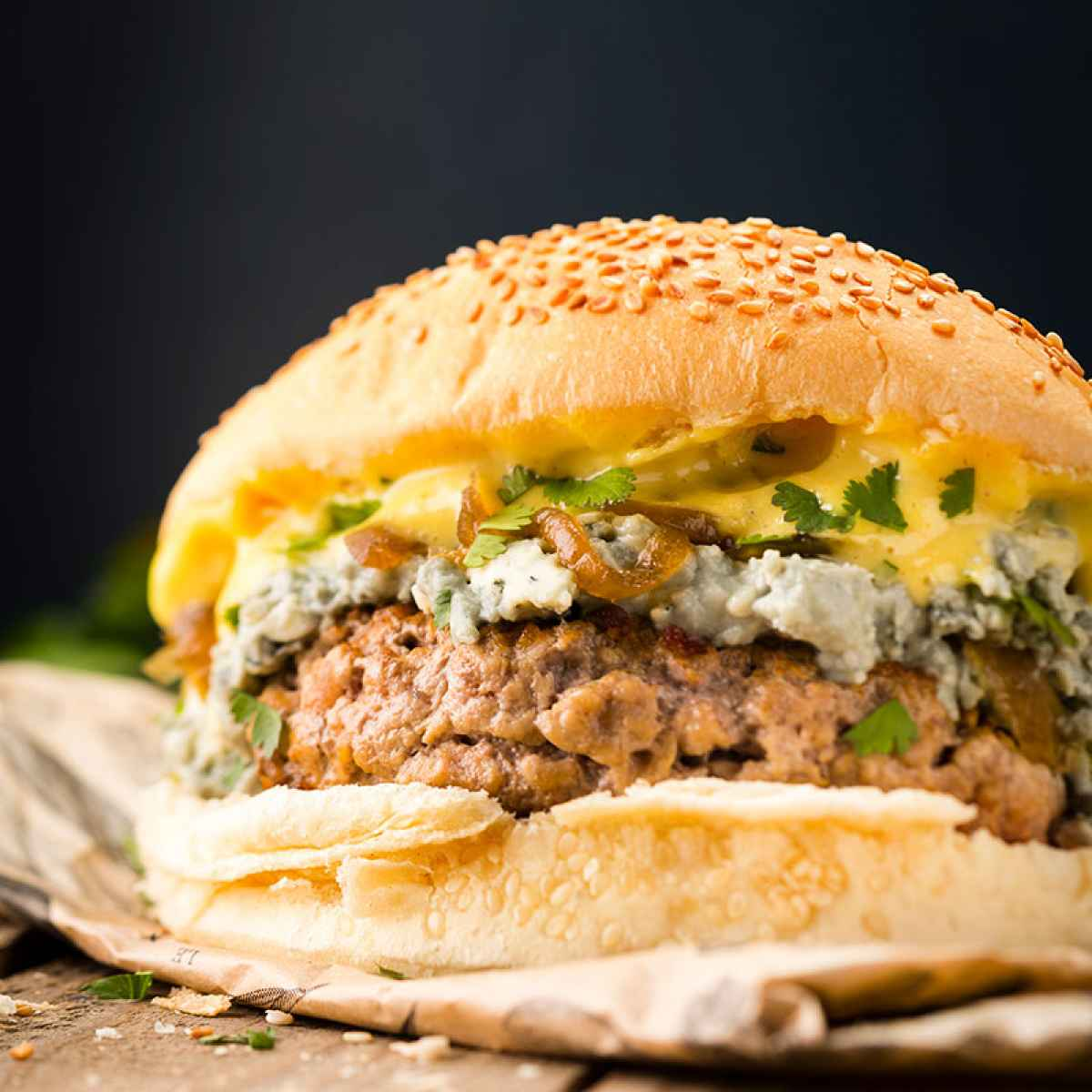 photographe culinaire big fernand burger victor