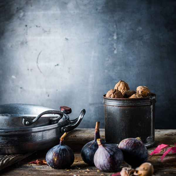 photographe culinaire recette figue