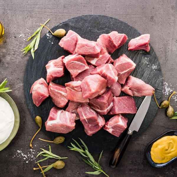 photographe culinaire viande saute
