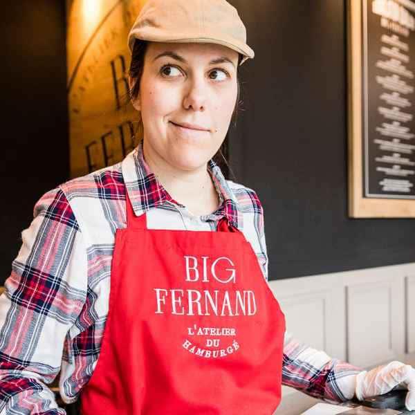 photographe reportage culinaire big fernand paris