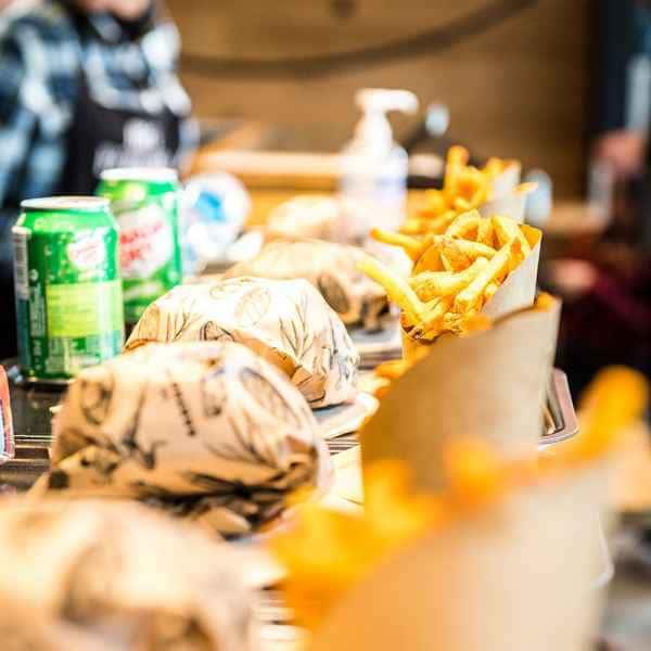 photographe reportage culinaire burger comptoir paris