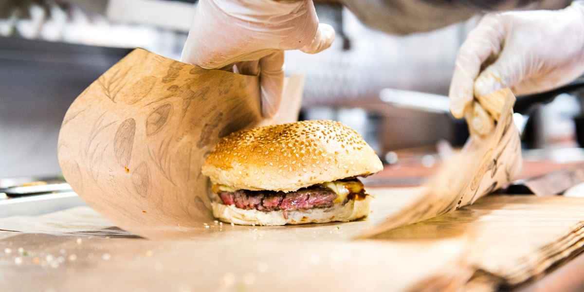 photographe reportage culinaire burger restaurant