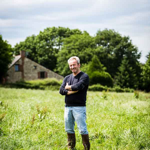photographe reportage culinaire eleveur bovin vache