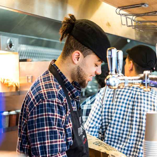 photographe reportage culinaire restaurant burger paris
