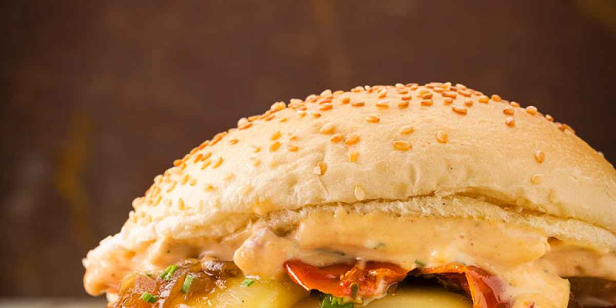 photographe culinaire big fernand burger lucien champignon