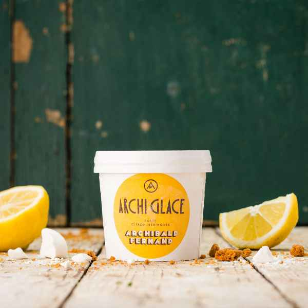 photographe culinaire big fernand glace citron meringuee