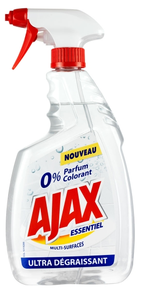 photographe culinaire ajax spray o parfum