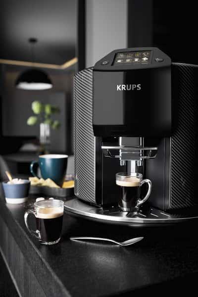 photographe culinaire krups full automatic espresso cuisine