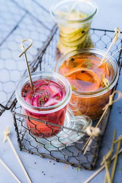 photographe culinaire larousse pickles de legumes culinaire edition