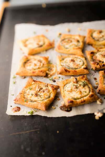 photographe culinaire larousse tartelettes chevre miel noix culinaire edition