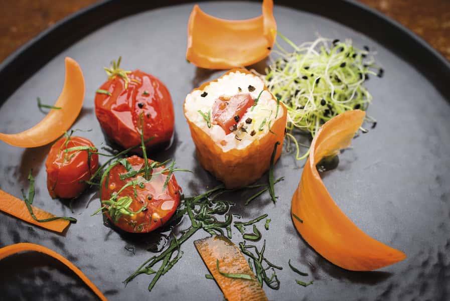photographe culinaire matsuri carte automne hiver potiron