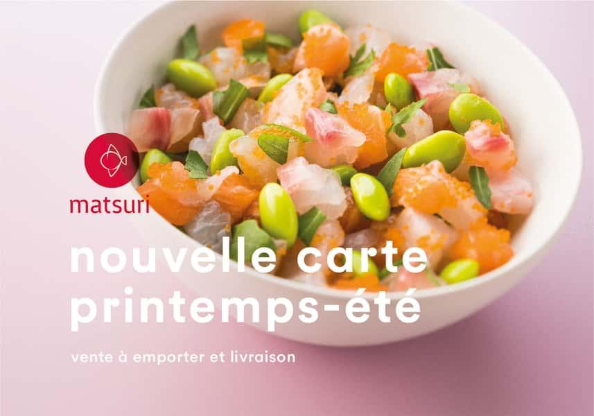 photographe culinaire matsuri carte printemps ete couv
