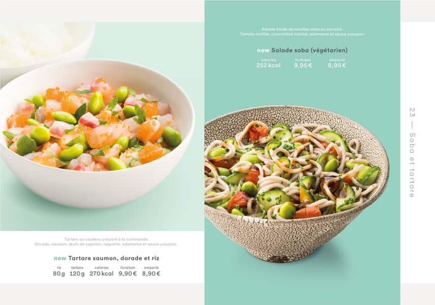 photographe culinaire matsuri carte printemps ete soba tartare