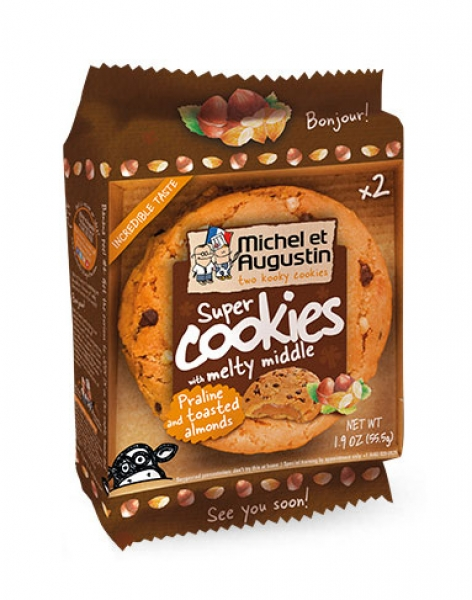 photographe culinaire michel et augustin cookie1 culinaire packaging