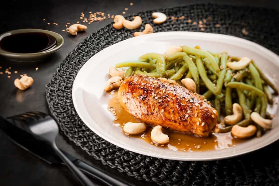 photographe culinaire moulinex cookeo connect recette plat