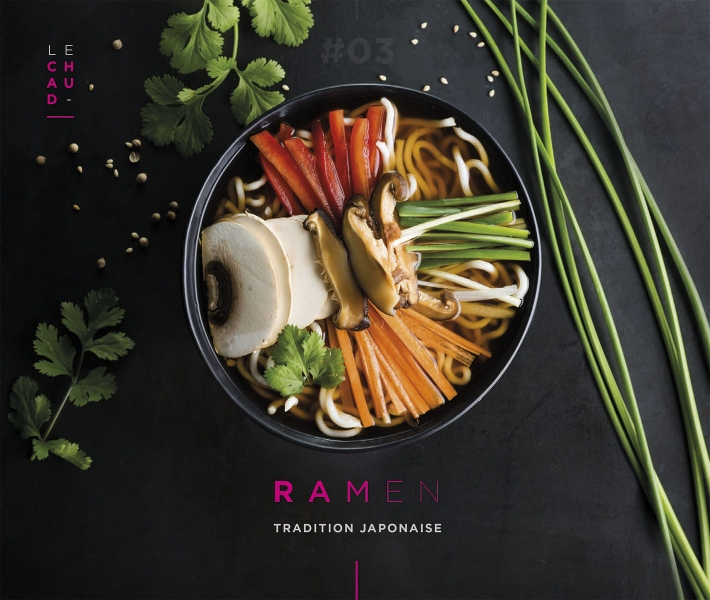 photographe culinaire planet sushi ramen veggie carte