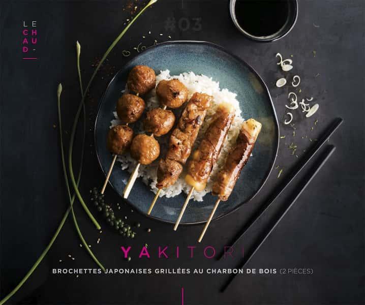 photographe culinaire planet sushi yakitori carte