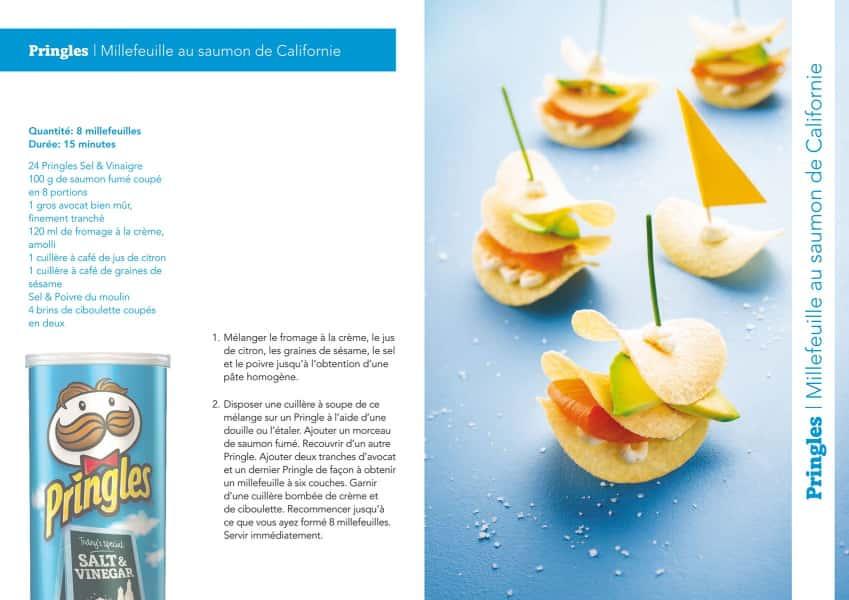 photographe culinaire pringles millefeuille saumon sel vinaigre