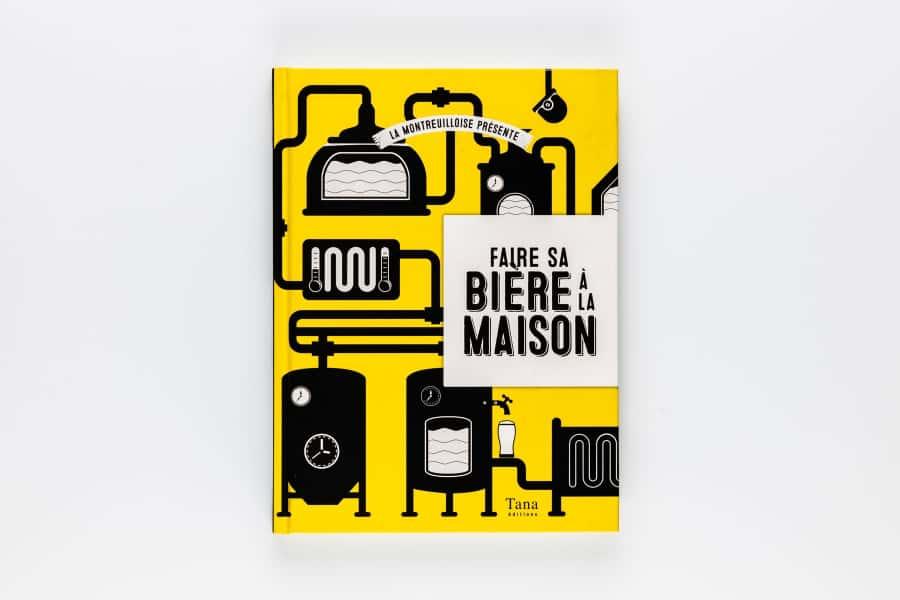 photographe culinaire tana editions livre couverture biere maison