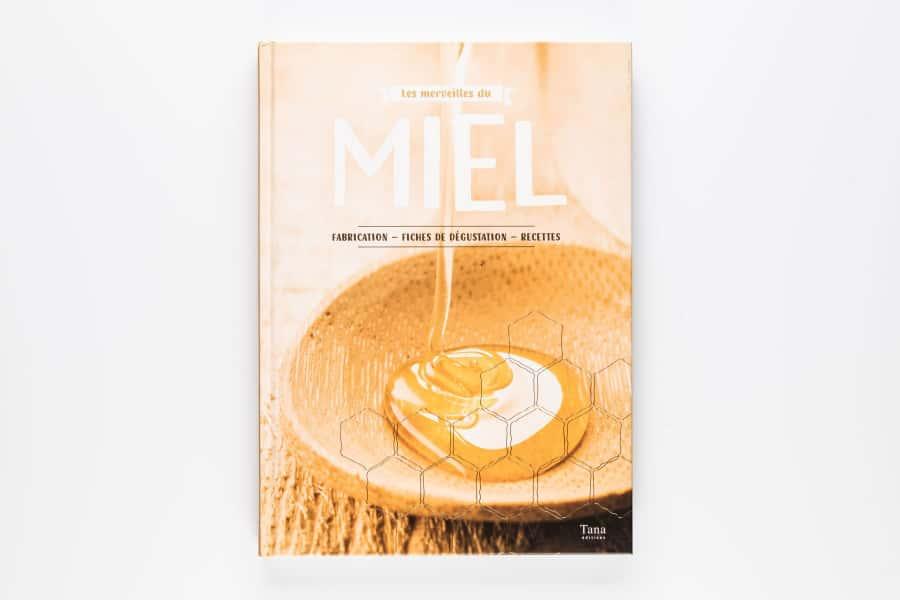 photographe culinaire tana editions livre couverture merveilles miel