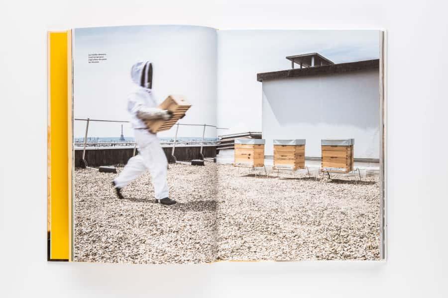 photographe culinaire tana editions livre reportage merveilles miel