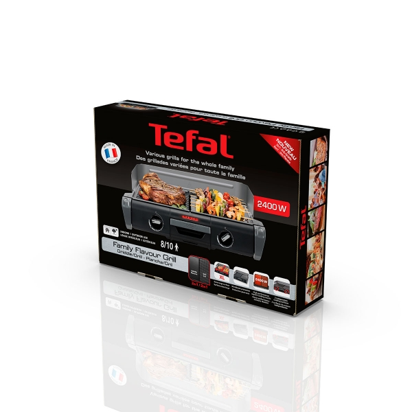 photographe culinaire tefal packaging grill