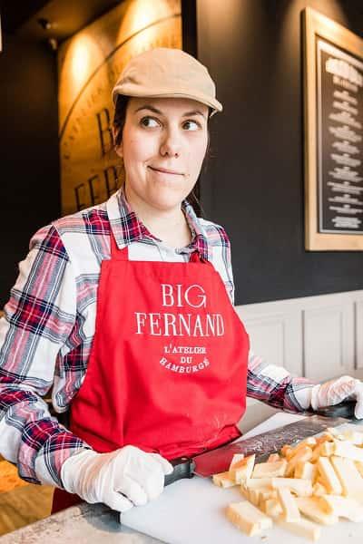 photographe culinaire big fernand reportage portrait