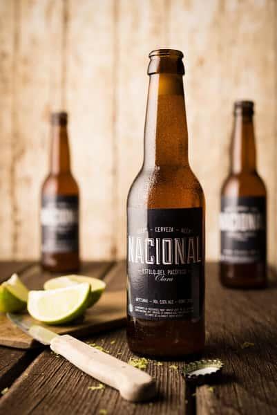 photographe culinaire bocamexa biere cerveza nacional