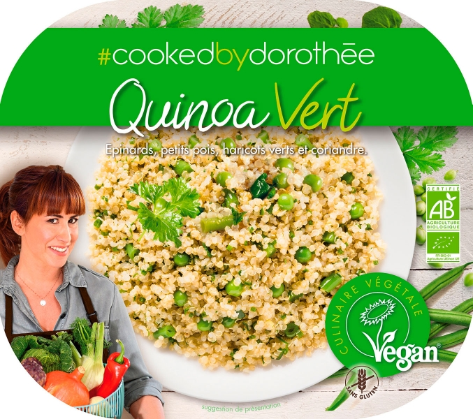 photographe culinaire cooked by dorothee pack quinoa