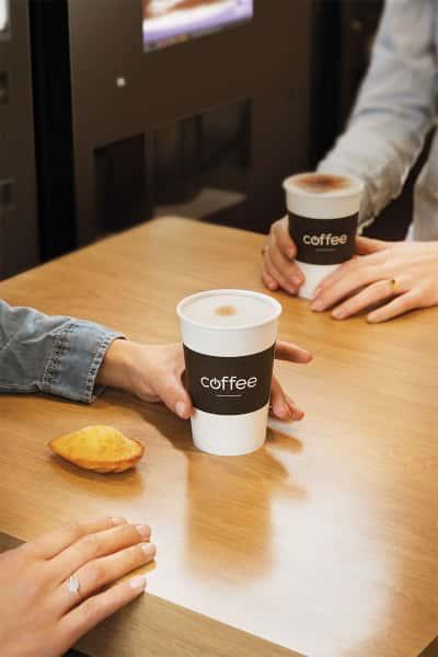 photographe culinaire daltys boissons chaudes cafe latte