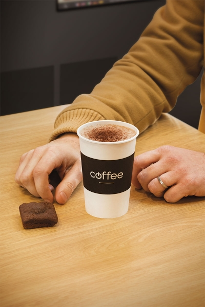photographe culinaire daltys boissons chaudes cappuccino