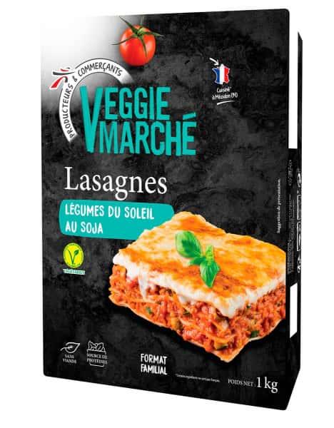 photographe culinaire intermarche veggie packaging lasagne soleil soja