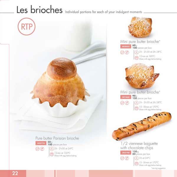 photographe culinaire neuhauser catalogue brioche