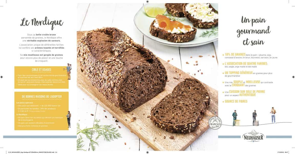 photographe culinaire neuhauser pain nordique graine