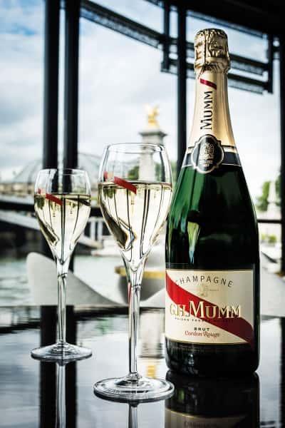 photographe culinaire pernod ricard ambiance boisson champagne mumm