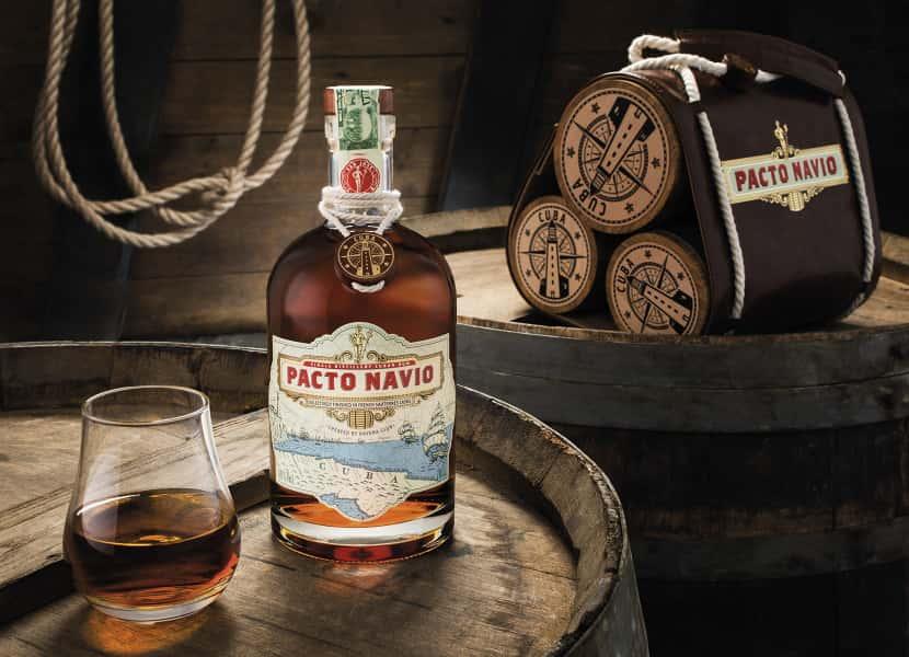 photographe culinaire pernod ricard ambiance boisson rhum pacto navio bouteille