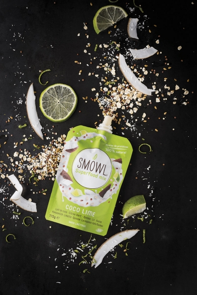 photographe culinaire smowl superfood ambiance gourde ingredients